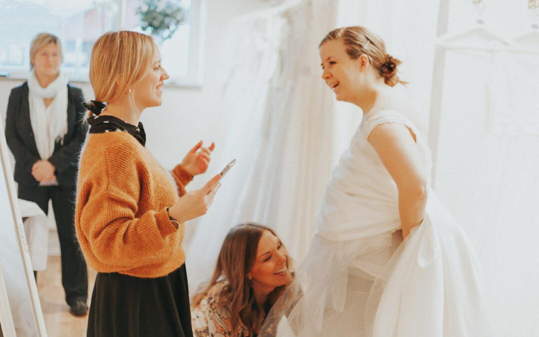 STOCKHOLM | Premiär för Bröllopsbruket