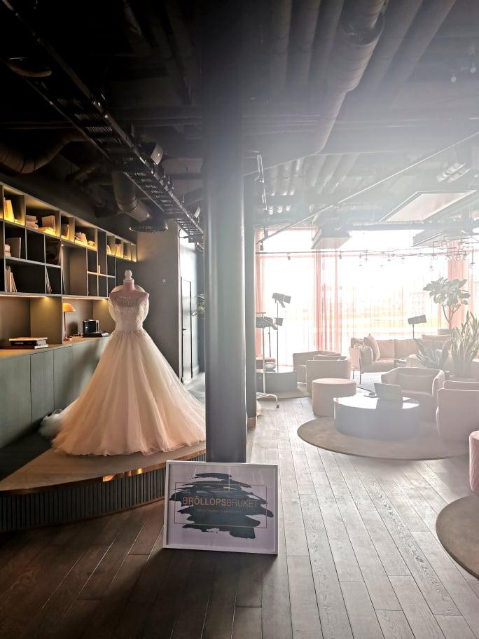d067f487a529 Bröllopsklänningar i Linköping - ny brudbutik | Bröllopsbruket