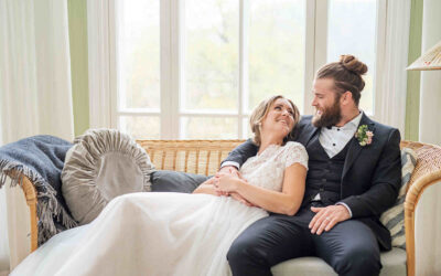 Bröllopsfotografering: Åsa & Viktor