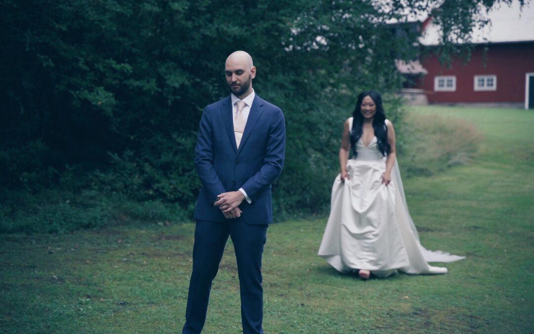 Weddingstory: Titti & Fredrik