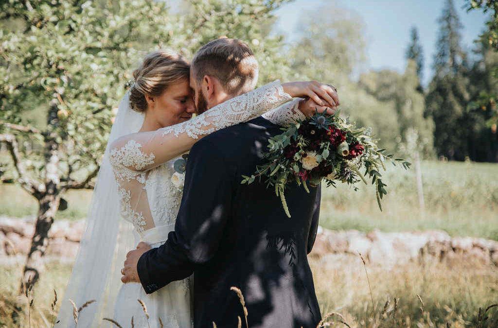 Weddingstory: Emelie & Johan