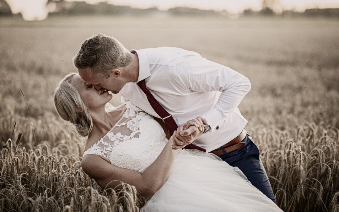 Weddingstory: Jessica & Thommy