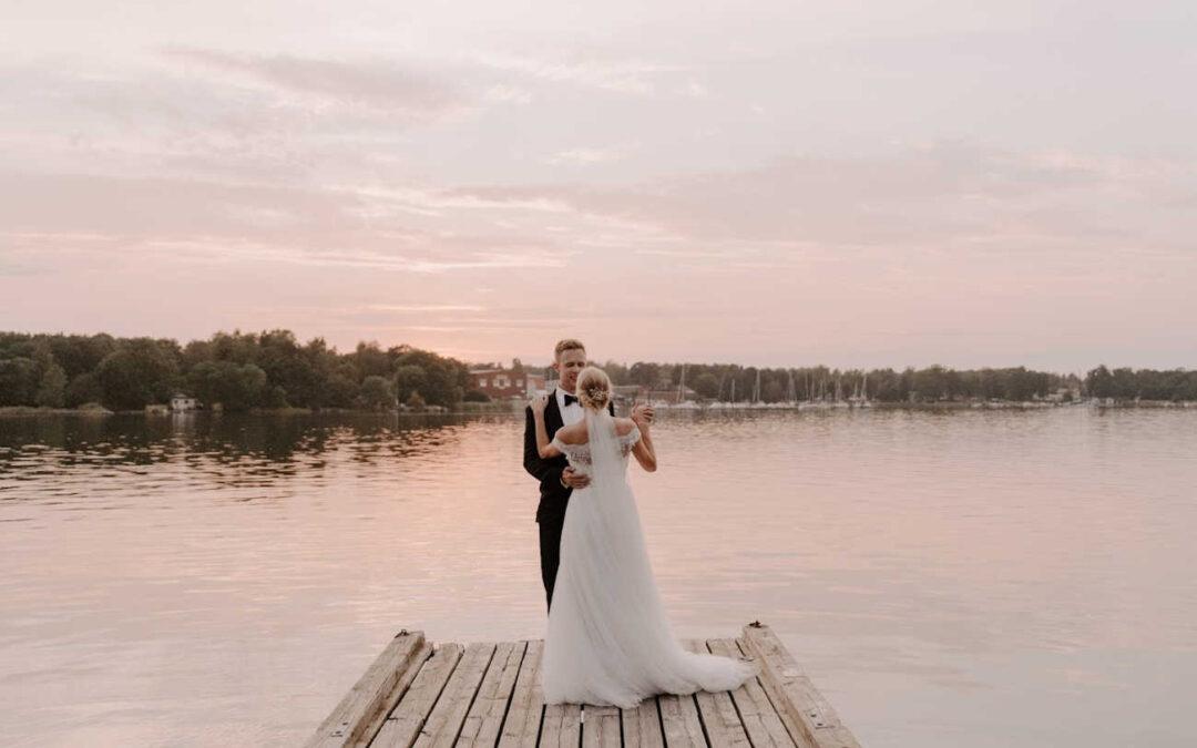 Weddingstory: Amanda & Jonathan