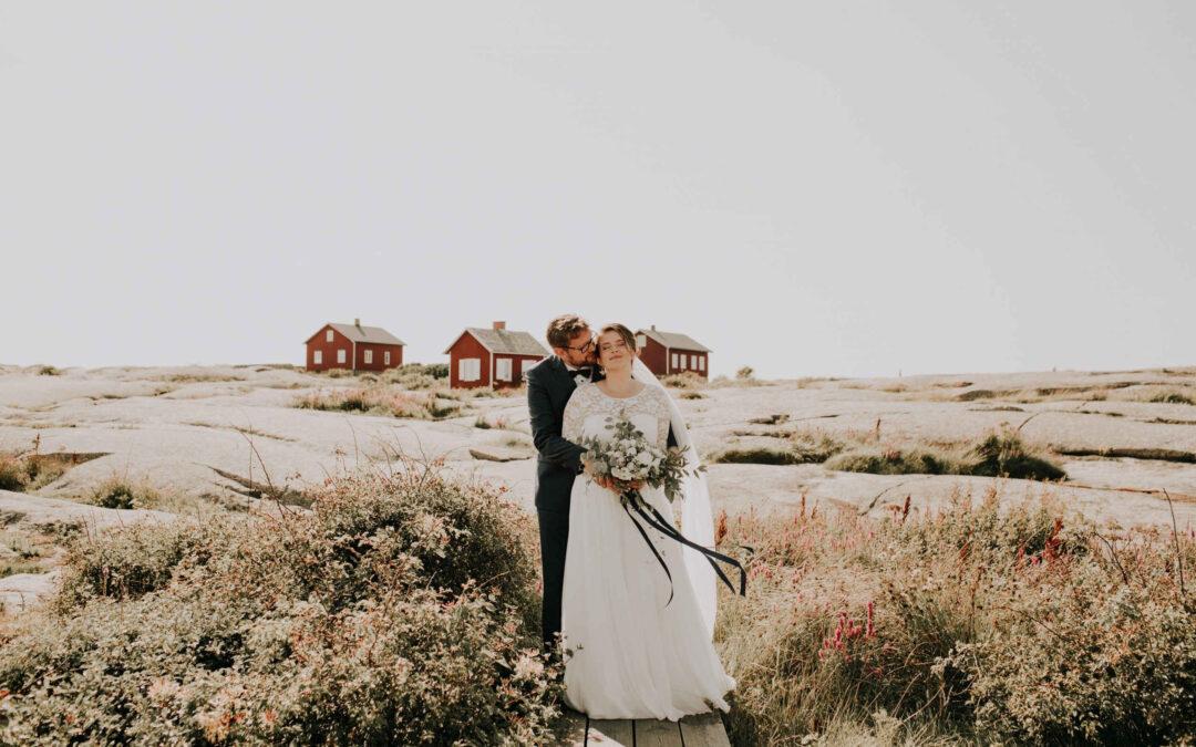 Weddingstory: Michaela & Olof
