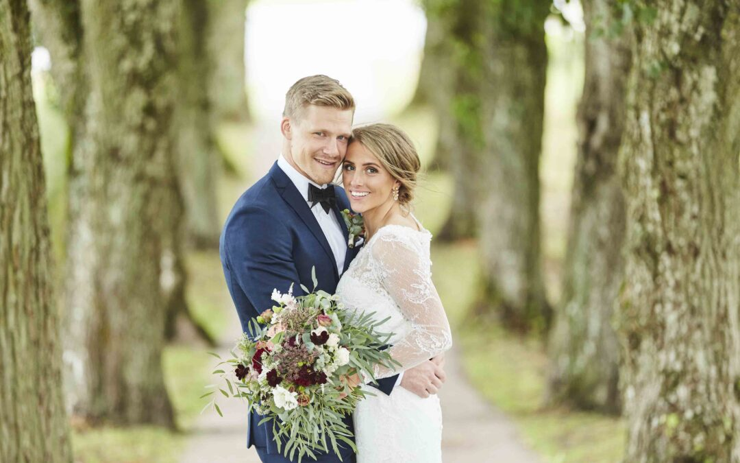 Weddingstory: Linda & Simon